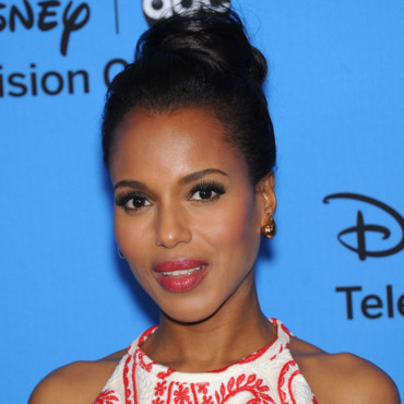 Kerry Washington à son arrivée à la Summer Stars Party organisée par ABC et Disney le 4 août 2013 à Los Angeles