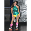 Kate Middleton fait du roller disco 2008