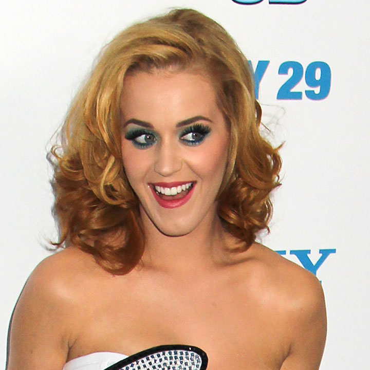 Les Couleurs De Cheveux De Katy Perry Son 233 Volution Look