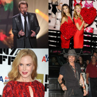 Johnny Hallyday, Nicole Kidman, Johnny Depp... les 10 news people de la semaine