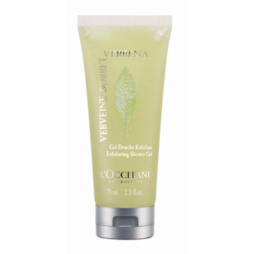 Gel douche Exfoliant Verveine Sorbet L'Occitane 200 ml 13,50 €