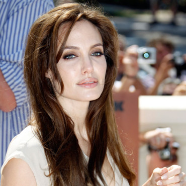 Smocky Eyes Angelina Jolie