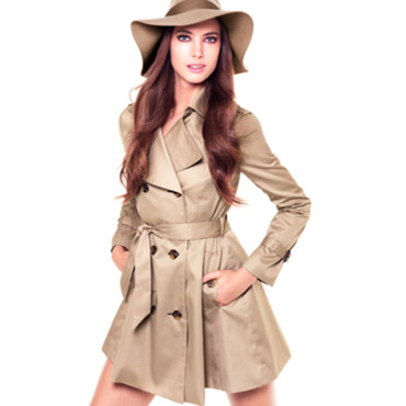 Le trench H&M