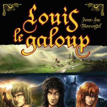 Louis le Galoup, aux Editions Nouvel Angle