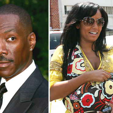 People : Eddie Murphy et Melanie Brown