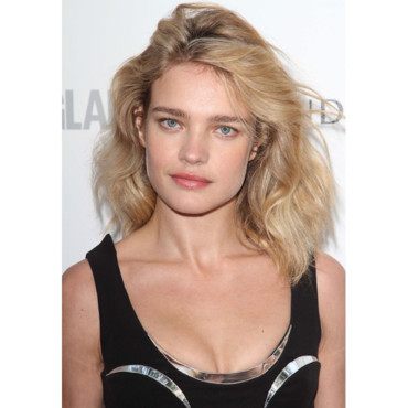 Natalia Vodianova coloration blonde Glamour Women of the Year Awards 2012
