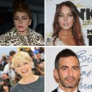 Les stars se mobilisent pour Sandy Michelle Williams Marc Jacobs Lady Gaga Lindsay Lohan