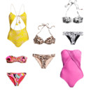 Maillots de bain H&M collection printemps-été 2012