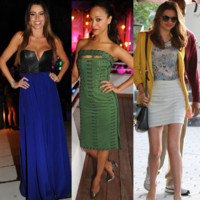 Zoé Saldana, Miranda Kerr, le best of mode de la semaine