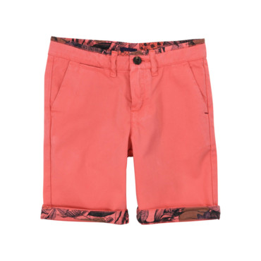 Short orange fael Paul Smith 100 % coton Prix : à partir de 83 euros Tailles : 2 à 16 ans