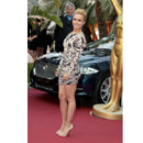 Hayden Panettiere sur le red carpet des Oscar