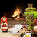 Les traditions culinaires made in Russie