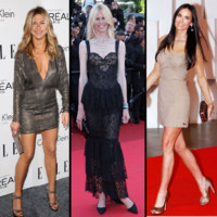 Demi Moore, Sharon Stone... trop sexy pour leur ge ? 