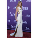 Taylor Swift en J Mendel aux ACM Awards 2012