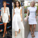 Heidi Klum, Naomi Watts le best of mode de la semaine