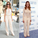 Rosie Huntington-Whiteley et Hilary Swank en Michael Kors