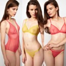 Collection lingerie Marios Schwab pour Asos Inc