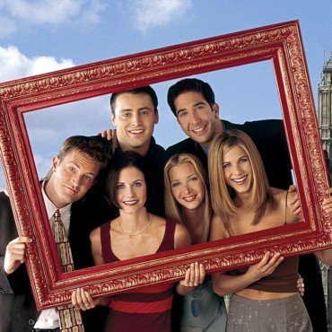 "Jennifer Aniston et ses ""Friends"""