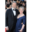 Jeff Bridges et Susan Bridges Oscars 2011