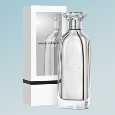 Parfums printemps été 2011 : Narciso Rodriguez, Essence eau de musc 125-ml
