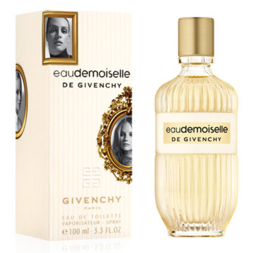Parfums printemps été 2011 : Givenchy Eau Demoiselle