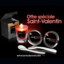 Saint-Valantin gourmande : coffret Caviar Passion
