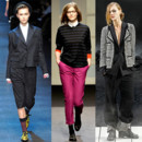 Tendance boyish Dolce & Gabbana Paul Smith Chanel