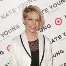 Michelle Williams lors de la soirée de lancement Kate Young for Target à New York