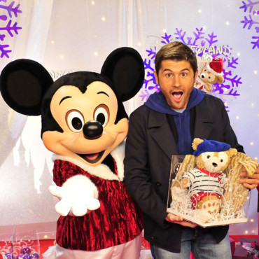 Mickey et Christophe Beaugrand