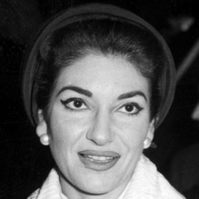 people : Maria Callas