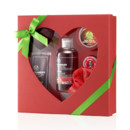 Coffret coeur soin du corps à la fraise The Body Shop à 26 euros