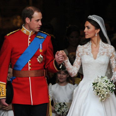 mariage kate william