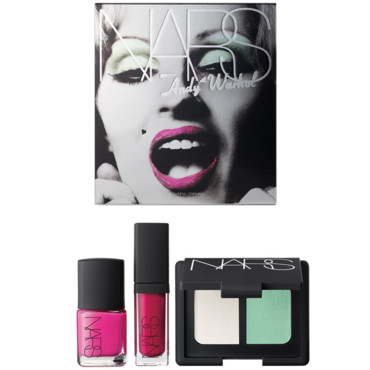 Coffret Beautiful Darling Andy Warhol Nars
