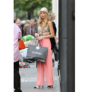 Gossip Girl à Paris - Blake Lively fait son shopping