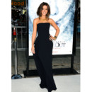 Kate Beckinsale en robe noire Jil Sander
