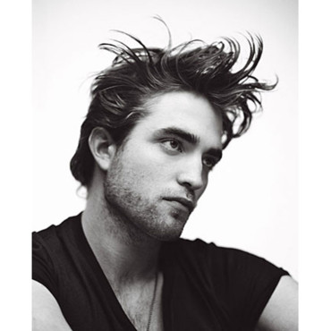 Robert Pattinson pour GQ