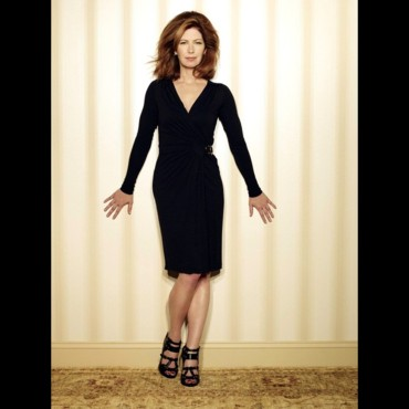 "Dana Delani pose pour la saison 5 de ""Desperate Housewives"""