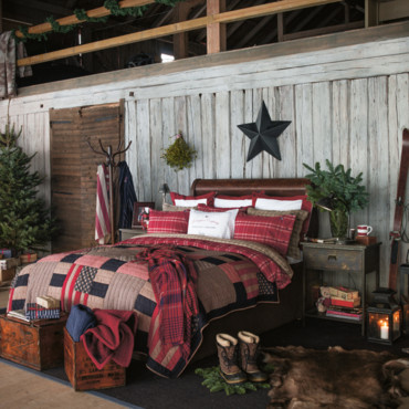 le bois de retour s lection d 39 objets d co pour une ambiance chalet de montagne le bois de. Black Bedroom Furniture Sets. Home Design Ideas