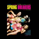 Affiche du film Spring Breakers avec Selena Gomez, Vanessa Hudgens et James Franco. Sorti le 6 mars 2013.