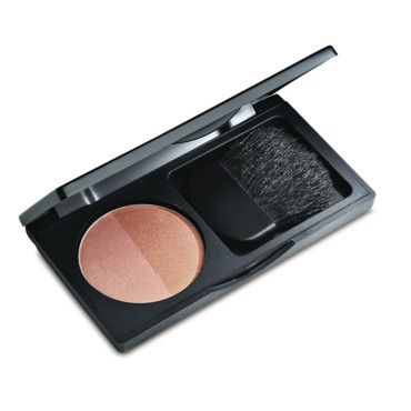 Blush bi-color Duo de roses Nutrimetics 20 euros