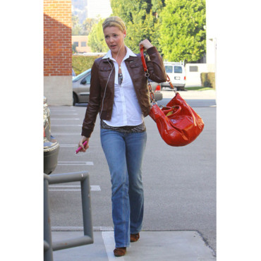 Katherine Heigl et son it-bag