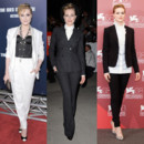 Evan Rachel Wood en 3 looks