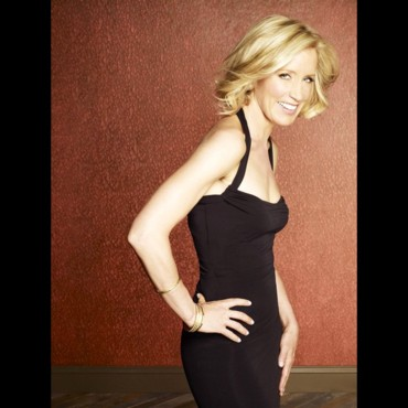 "Felicity Huffman en promo pour la saison 5 de ""Desperate Housewives"""