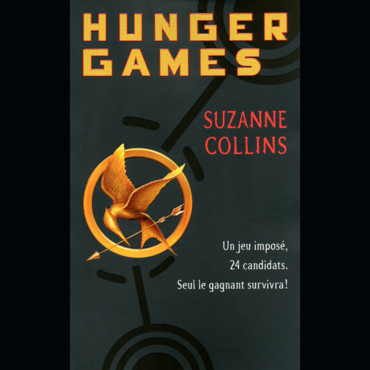 Hunger Games, aux Editions Pocket Jeunesse