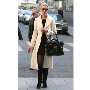 Katherine Heigl sosie de Grace Kelly à Paris