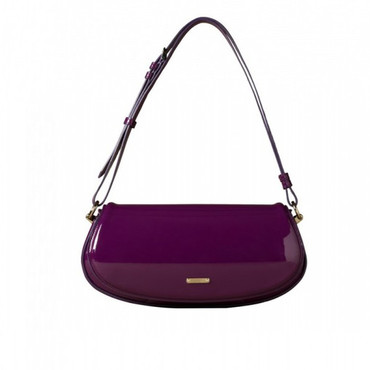 Burberry sac violet