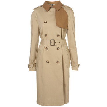 Le trench Topshop 125 euros