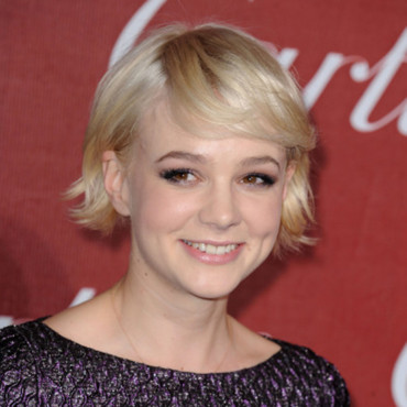 Carey Mulligan et son mini carré