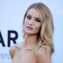 Rosie Huntington Whiteley, lors du Festival de Cannes 2013