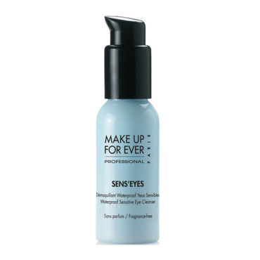 Démaquillant Sens'eye Make Up for Ever 9 euros